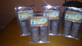 20 ct Planters Pride Pellets - 4 packages NEW in Wheaton, Illinois