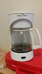 Coffee maker in Fort Campbell, Kentucky