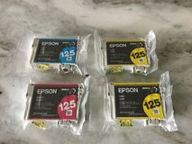 New Ink Cartridges-Epson 125 in Houston, Texas