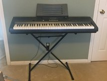 Casio Keyboard and Stand in Houston, Texas