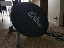 Dish HD Satellite Dish in Fort Riley, Kansas