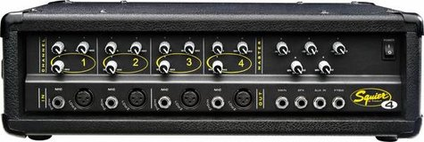 Squier 4 Sound System Compact PA in Oceanside, California