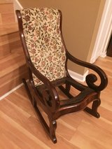 Small Antique Rocking Chair in Naperville, Illinois