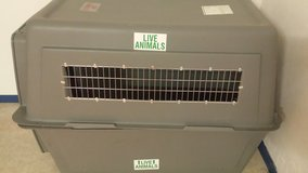 XL Airline Approved Dog Crate in Stuttgart, GE