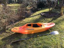 Kayak, whitewater playboat! in Ramstein, Germany