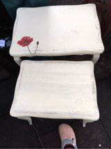 set of 2 little Tablets Shabby Chic Style in Ramstein, Germany