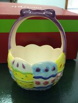 Ceramic Easter Basket in Batavia, Illinois