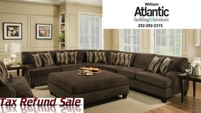 HUGE OTTOMAN SECTIONAL in Camp Lejeune, North Carolina