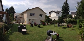 TL/TDY Apartment 15 min. to Dagger/Griesheim in Wiesbaden, GE