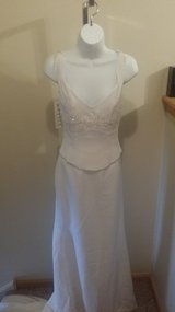 2 piece Wedding Dress - Brand New w tags in Chicago, Illinois