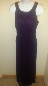 Formal Dress Eggplant Color in Chicago, Illinois
