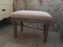 Shabby Chic Stool in Ramstein, Germany
