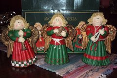 SET OF 3 ANGEL CAROLERS in Camp Lejeune, North Carolina