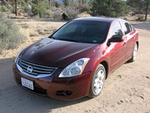 2011 Nissan Altima, Automatic trans, Cold A/C, Stereo, Power Windows etc. in 29 Palms, California