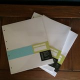 NEW!  3 Sets of 5 Binder Pockets by russell+hazel in Kingwood, Texas