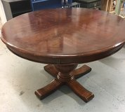 Very nice solid wood project table in Cleveland, Texas