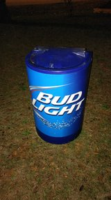 Bud Light Rolling Cooler in Hinesville, Georgia