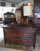 rare antique hope chest with 1 drawer in Baumholder, GE