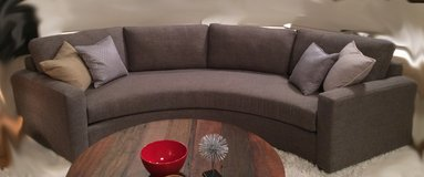 Stansbury Collection Custom Curved Sofa Set in Los Angeles, California