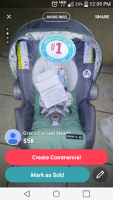 Cute Baby Carseat NEW* in Yucca Valley, California
