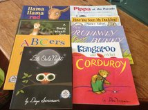 Asst Children Books (9) in Fort Campbell, Kentucky