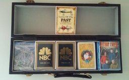 Playing Cards Collection with Case in Conroe, Texas