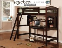 Workstation Loft bed $499 in Los Angeles, California