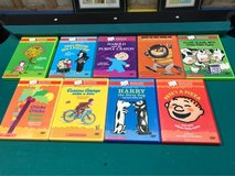 Set of 9 classic Scholastic DVDS for kids in Lockport, Illinois