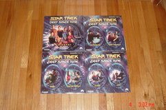 12 Star Trek Deep Space Nine Laserdiscs in Orland Park, Illinois