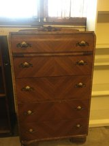 Vintage Highboy Dresser in Glendale Heights, Illinois