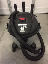 SHOP VAC 6-Gal Wet/Dry Vacuum Quiet Plus Series in Travis AFB, California