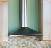 Faber range hood in Great Lakes, Illinois