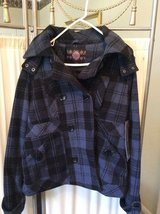 ***REDUCED***BRAND NEW***Hooded Double Breasted Coat***Junior XL in Kingwood, Texas