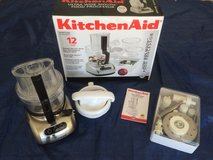 KitchenAid 12 Cup Food Processor in Huntington Beach, California
