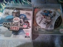 Madden 13 and 25 in Fort Irwin, California