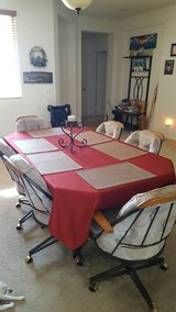 Table and chairs in Edwards AFB, California
