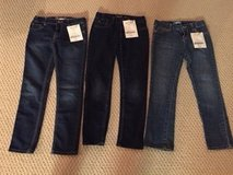 Girls Jeans/Jeggings SIze 7/8 LIKE NEW in Glendale Heights, Illinois