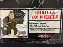 GORILLA ON WHEELS Tote in Travis AFB, California