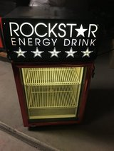 Rockstar Energy Drink Comercial Retail Mini Fridge in 29 Palms, California