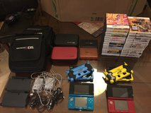 Nintendo 3DS Bundle x 2 REDUCED in Conroe, Texas