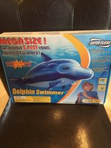 Mega Size remote controlled flying dolphin swimmer, NIB in Conroe, Texas