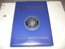 THE AIR FORCE BOOK 2013 in Perry, Georgia