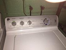 Washer/General Electric/Stainless Steel Drum in Cleveland, Ohio