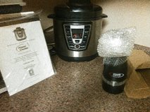 Power Cooker Pro 6-Quart Digital Pressure Cooker with Power Chopper XL in Joliet, Illinois