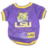 ***REDUCED***BRAND NEW***LSU Dog Jersey***SZ L*** in Kingwood, Texas