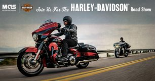 Ramstein Harley Davidson Road Show is here! in Ramstein, Germany