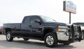 2011 Chevy Silverado 2500 LT Ext Cab Z71 1-OWNER CLEAN SOUTHERN TRUCK in Lexington, Kentucky
