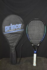 Prince Tennis Racket and cover in Lockport, Illinois
