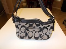 ***REDUCED***Signature C Coach Small Purse*** in Kingwood, Texas