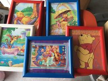 Winnie the Pooh framed pictures in Camp Lejeune, North Carolina